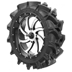 EFX MotoHavok Mud Tire Wheel Package 20 Inch