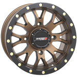 System 3 ST-3 Bronze Wheels