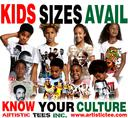 Kids Black History Tees