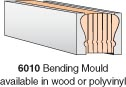 Poly Bending Moulding protect the railing from clamping marks!
