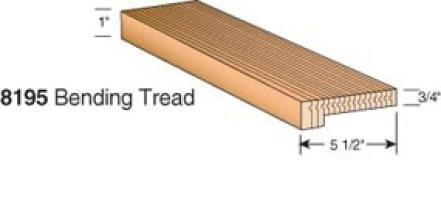 Bendind Tread Nosing