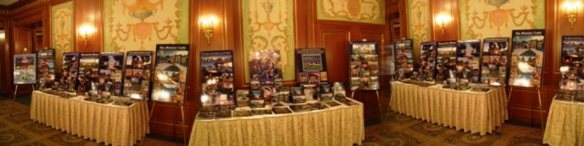 MagnificentProperties Vanessa Andrews, Hoffman International Properties exhibit at the Military Ball at the Pierre Hotel in New York City 2010