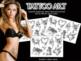 Sex goddess Tattoos